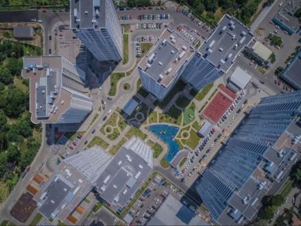 Появилась новая квартира. 3-х комнатная ЖК «Альтаир-2 », 23/24 этаж, 98 кв.м. Д. Таірова, Одеса, Одеська область. фото 4