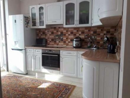 Продам однокомнатную квартиру в сданном кирпичном доме! Дом сдан больше 2х лет н. Червоний Хутір, Одеська область. фото 10