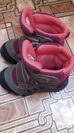 Термо-ботиночки adidas. Днепр. фото 1
