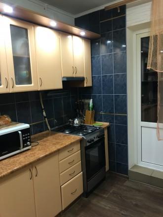 Продается двухкомнатная квартира на Крымском Бульваре.(Район 14-ой школы) 1 этаж. Суворовське, Одеса, Одеська область. фото 3