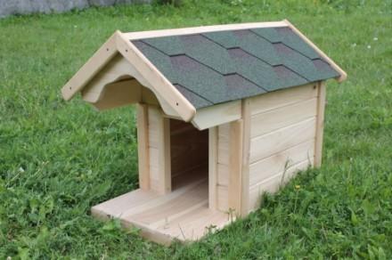 Будка для пса - компактная, комфортная, надежная и оригинальна будка для Вашего . Чернигов, Черниговская область. фото 4