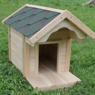 Будка для пса - компактная, комфортная, надежная и оригинальна будка для Вашего . Чернигов, Черниговская область. фото 3