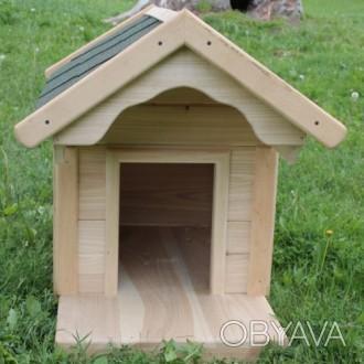 Будка для пса - компактная, комфортная, надежная и оригинальна будка для Вашего . Чернигов, Черниговская область. фото 1