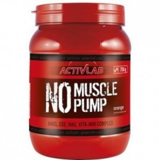 Activlab NO Muscle Pump (750гр). Ивано-Франковск. фото 1