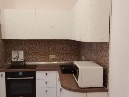 Продается 1-к квартира в новом КЛУБНОМ кирпичном доме по ул. Гаршина. Дом находи. Великий Фонтан, Одеса, Одеська область. фото 3