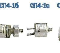 Резисторы переменные подстроечные СП 4 - 2М 1 Вт. Светловодск. фото 1