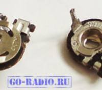 Резисторы переменные подстроечные СП 3-38 0,125Вт. Светловодск. фото 1