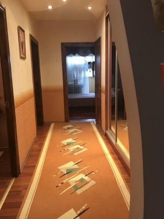 Предлагается 3-х комнатная квартира Добровольского/Марсельская. Лоджии застеклен. Селище Котовського, Одеса, Одеська область. фото 5