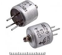 Резисторы переменные подстроечные СП 4-1 0,5 Вт. Светловодск. фото 1