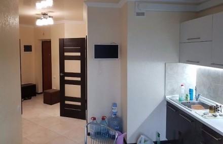 Продается однокомнатная квартира 43,3 кв. м. Кухня-студия + спальня. В квартире . Приморський, Одеса, Одеська область. фото 8