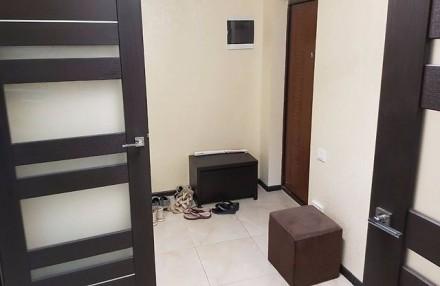 Продается однокомнатная квартира 43,3 кв. м. Кухня-студия + спальня. В квартире . Приморський, Одеса, Одеська область. фото 4