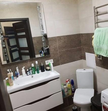 Продается однокомнатная квартира 43,3 кв. м. Кухня-студия + спальня. В квартире . Приморський, Одеса, Одеська область. фото 5