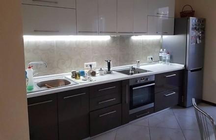 Продается однокомнатная квартира 43,3 кв. м. Кухня-студия + спальня. В квартире . Приморський, Одеса, Одеська область. фото 7