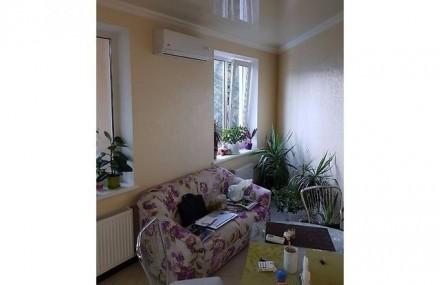 Продается однокомнатная квартира 43,3 кв. м. Кухня-студия + спальня. В квартире . Приморський, Одеса, Одеська область. фото 9