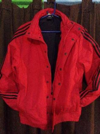 Куртка ADIDAS настоящая новая 48 размер. Ирпень. фото 1