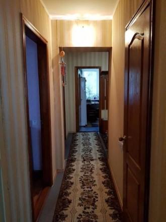 Продам трех комнатную квартиру с автономным отоплением. Продам 3- комн. квартиру. ХБК, Херсон, Херсонська область. фото 4