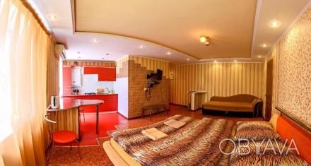 Продам двухкомнатная квартира в центре с автономным отоплением. С мебелью, конд. Центр, Херсон, Херсонская область. фото 1