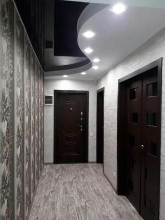 Продам 3-х комн. квартиру в центре, не угловая, капитальный дизайнерский евроре. Центр, Херсон, Херсонська область. фото 5