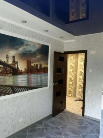 Продам 3-х комн. квартиру в центре, не угловая, капитальный дизайнерский евроре. Центр, Херсон, Херсонська область. фото 6
