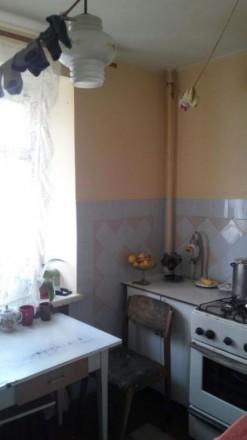 Продам 3-х комнатную квартиру в кирпичном доме,обычное жилое состояние,лоджия за. Остров, Херсон, Херсонская область. фото 5