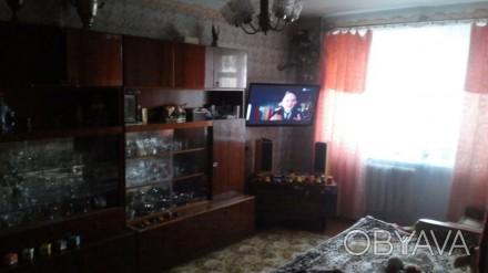 Продам 3-х комнатную квартиру в кирпичном доме,обычное жилое состояние,лоджия за. Остров, Херсон, Херсонская область. фото 1