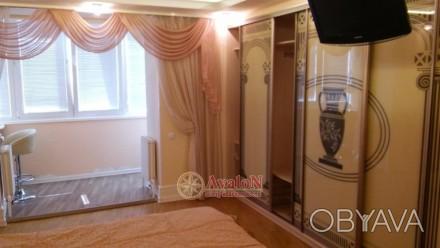 Уютная 4-х комнатная квартира в 10-ти этажном добротном доме из белого силиката . Київський, Одеса, Одеська область. фото 1