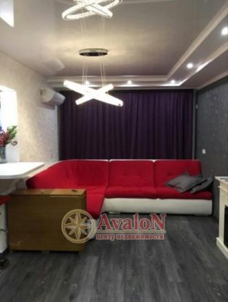 Красивая просторная квартира со свежим, капитальным ремонтом. Квартира была пере. Київський, Одеса, Одеська область. фото 3