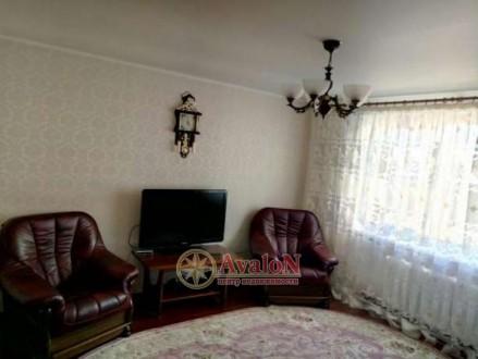 Предлагается отличная  квартира в доме из красного кирпича, МПО, большая застекл. Таірова, Одеська область. фото 2