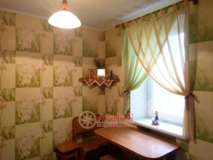 Предлагается отличная  квартира в доме из красного кирпича, МПО, большая застекл. Таірова, Одеська область. фото 6