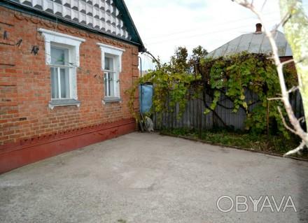 Продам добротный дом на Басах (ул. 2я Красносельская). В доме есть газ и вода, к. Баси, Суми, Сумська область. фото 1
