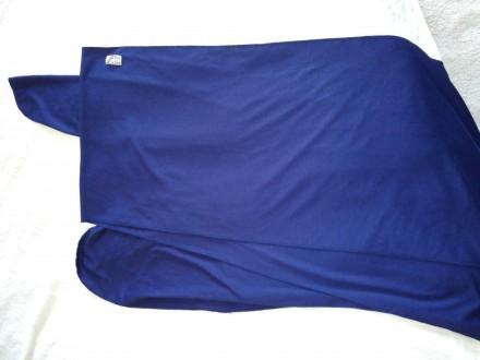 Трикотажный слинг шарф. Ужгород. фото 1