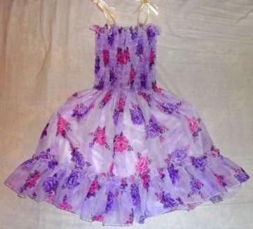Платье для девочки. Энергодар. фото 1