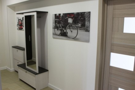 Предлагается новая, уютная квартира в центре Ирпеня с качественным дорогим ремон. Ирпень, Киевская область. фото 4