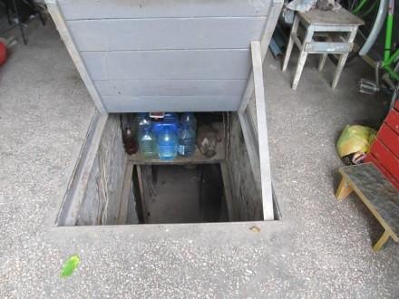 """Капитальный гараж №79, находится на поселке АКЗ в Кооперативе """"Чайка"""". Размеры :. Бердянськ, Запорізька область. фото 3"""