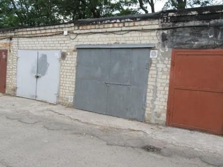 """Капитальный гараж №79, находится на поселке АКЗ в Кооперативе """"Чайка"""". Размеры :. Бердянськ, Запорізька область. фото 2"""