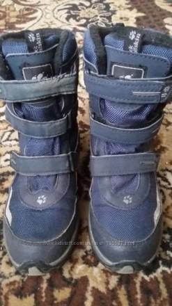 зимние ботинки jack wolfskin. Мариуполь. фото 1