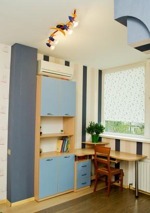 В продаже 3х комн.квартира 116 кв.м.в новострое на ул. Малиновского.  Кухня- ст. Солнечный, Днепр, Днепропетровская область. фото 4
