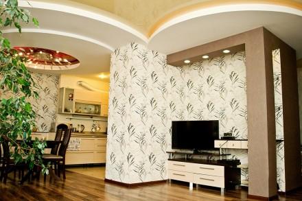 В продаже 3х комн.квартира 116 кв.м.в новострое на ул. Малиновского.  Кухня- ст. Солнечный, Днепр, Днепропетровская область. фото 3