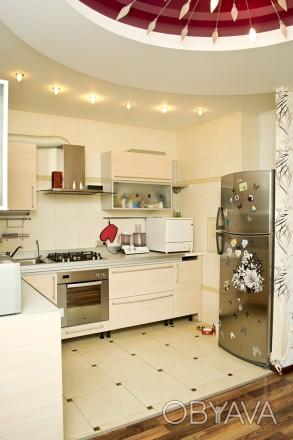 В продаже 3х комн.квартира 116 кв.м.в новострое на ул. Малиновского.  Кухня- ст. Солнечный, Днепр, Днепропетровская область. фото 1