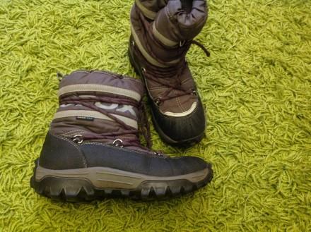 Зимние ботинки Geox , gore-tex. Киев. фото 1