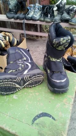 Ботиночки детско подростковые для мокрой погоды. Ирпень. фото 1
