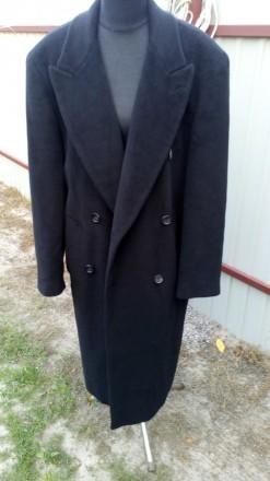 Пальто мужское кашемир натуральный HUGO BOSS. Ирпень. фото 1