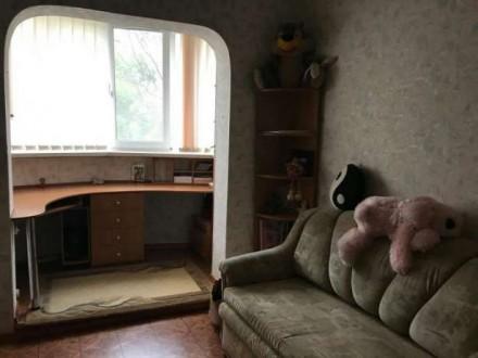 Продается квартира на Добровольского. Квартира перестроена в 3 комнатную, лоджии. Суворовське, Одеса, Одеська область. фото 5