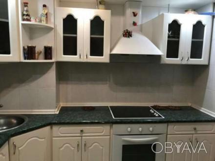 Продается квартира на Добровольского. Квартира перестроена в 3 комнатную, лоджии. Суворовське, Одеса, Одеська область. фото 1