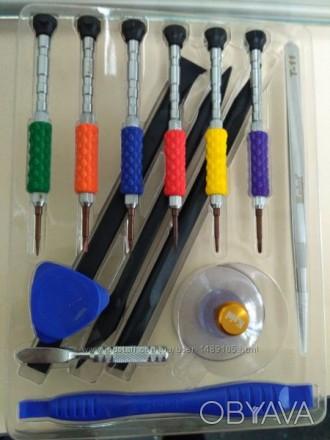 Набор инструментов , отверток Kaisi K-T3601 для телефонов (14 в одном)   Набор