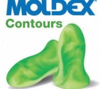 Беруши Moldex Contours (S и M размер),Германия! Противошумные вкладыши. Киев. фото 1
