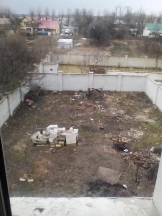 Будинок перекритий та утеплений фасад будинку пінопластом,короєд. Стіни поштукат. Житомир, Житомирская область. фото 6