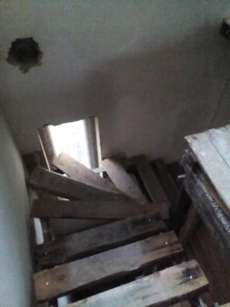 Будинок перекритий та утеплений фасад будинку пінопластом,короєд. Стіни поштукат. Житомир, Житомирская область. фото 10