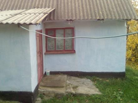Продам дом в центре села, глинобитный. Есть летняя кухня, сарай, погреб. Рядом г. Стуфчинці, Хмельницька область. фото 7