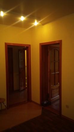Продам трёхкомнатную квартиру новой планировки на Панаса Мирного, не угловая, ча. Озерная, Хмельницкий, Хмельницкая область. фото 4